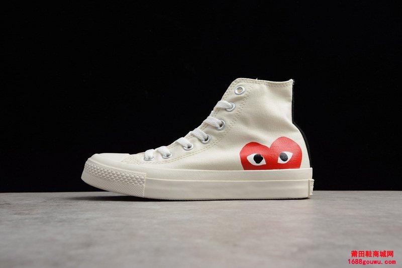ALL STAR OX/HI / PCDG 709 联名中帮帆布鞋-品牌